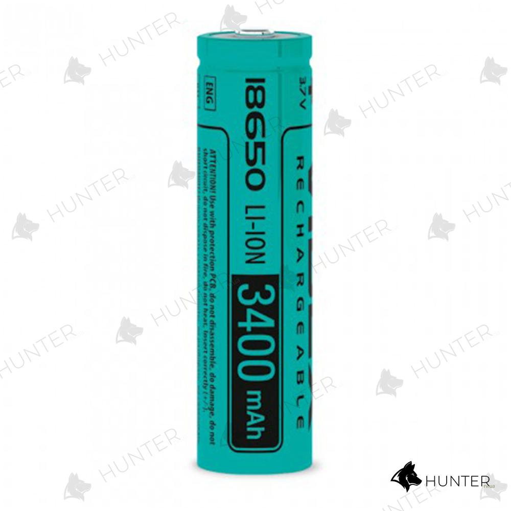 Акумулятор VIDEX 18650 3400 mAh 3