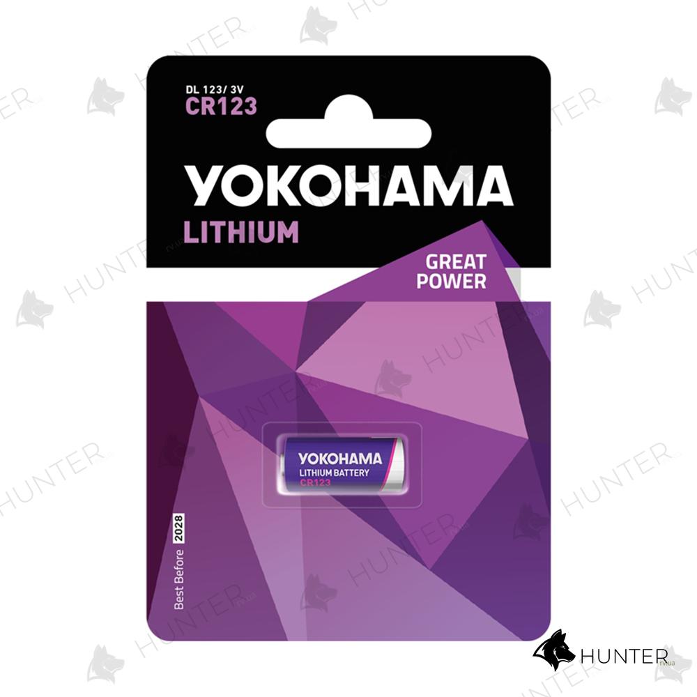 Батарейка Yokohama C123