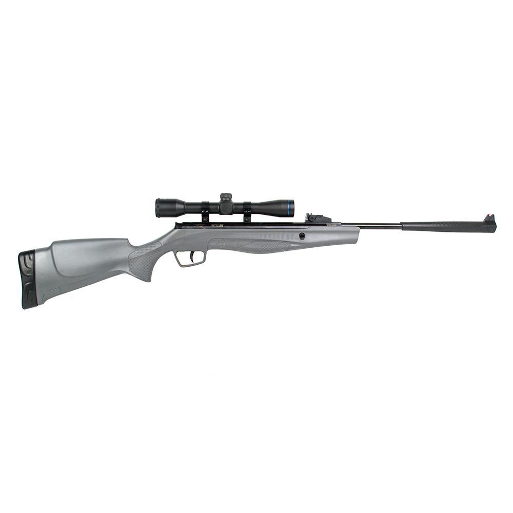 Гвинтівка пневматична Stoeger RX5 Synthetic Stock Grey Combo з прицілом 4х32 кал.4.5мм