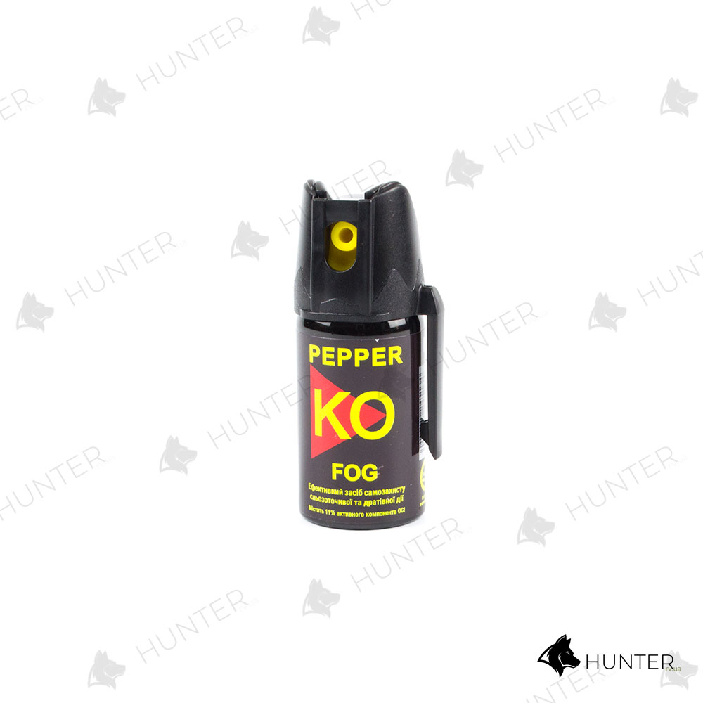 Балон Klever Pepper KO Fog
