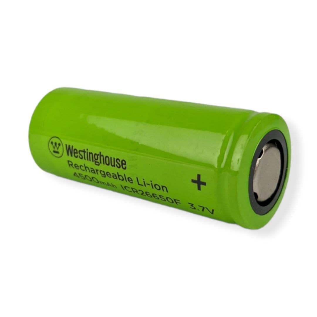 Акумулятор Westinghouse 26650 Li-ion 4500 mAh 3