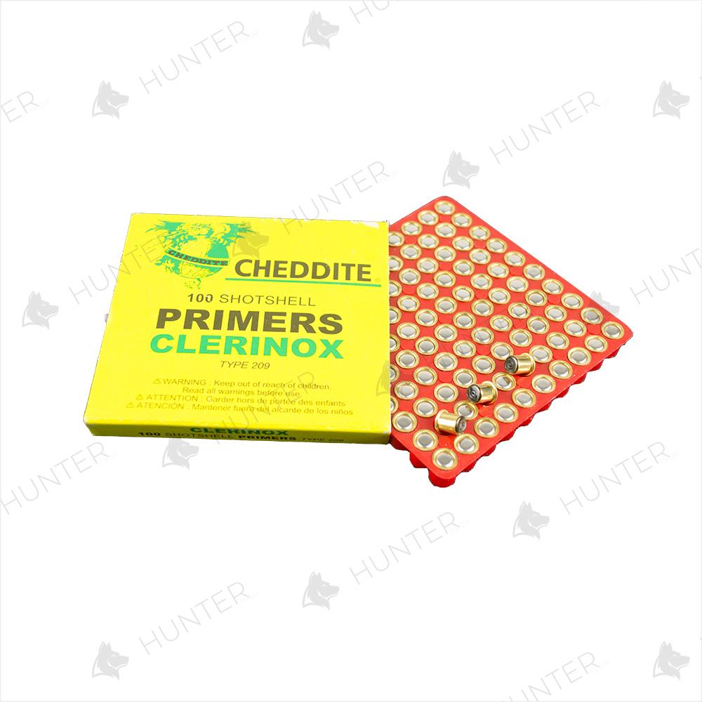 Єврокапсуль Cheddite (СХ1000) MEDIUM Франція