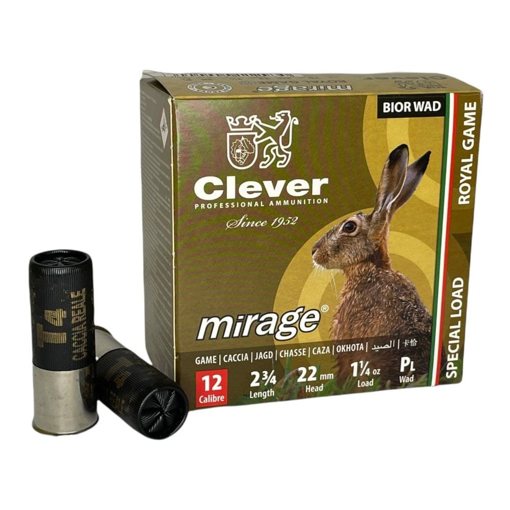 Патрон Clever Mirage T4 Royal Game