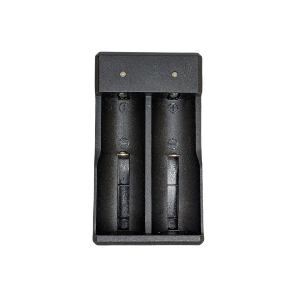 Зарядний пристрій F2 на 2ак. USB