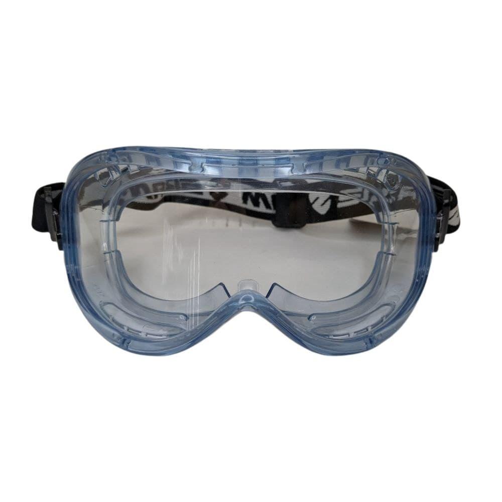 Захисні окуляри SUPER VISION  закриті з прозорою лінзою 1-го класу