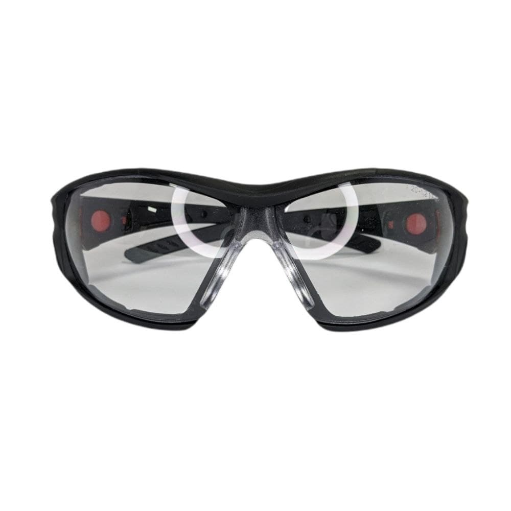 Захисні окуляри SOFT VISION відкриті з прозорою лінзою 1-го класу