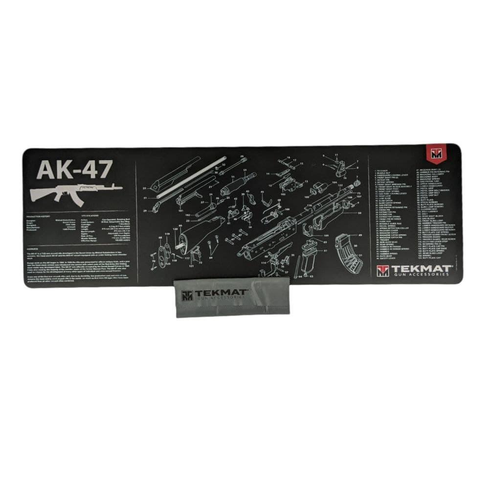 Килимок для чищення Tekmat Glock Сайга 31х91см