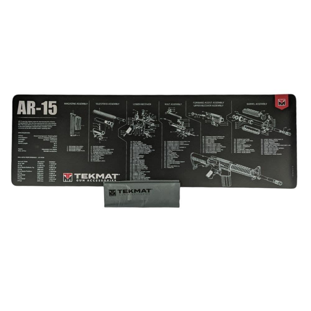 Килимок для чищення Tekmat Glock AR-15 31х91см