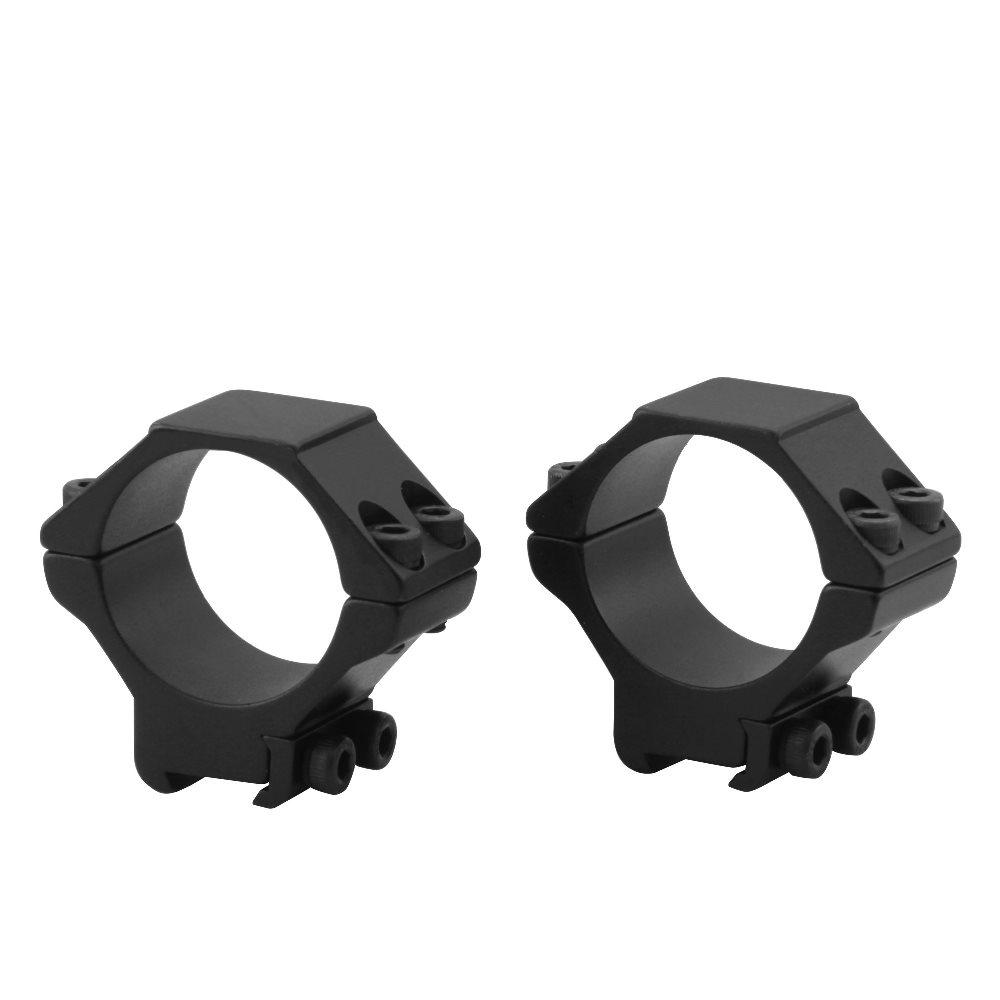 Кільця 30/11мм (Низькі) алюміній AR-3002 NL