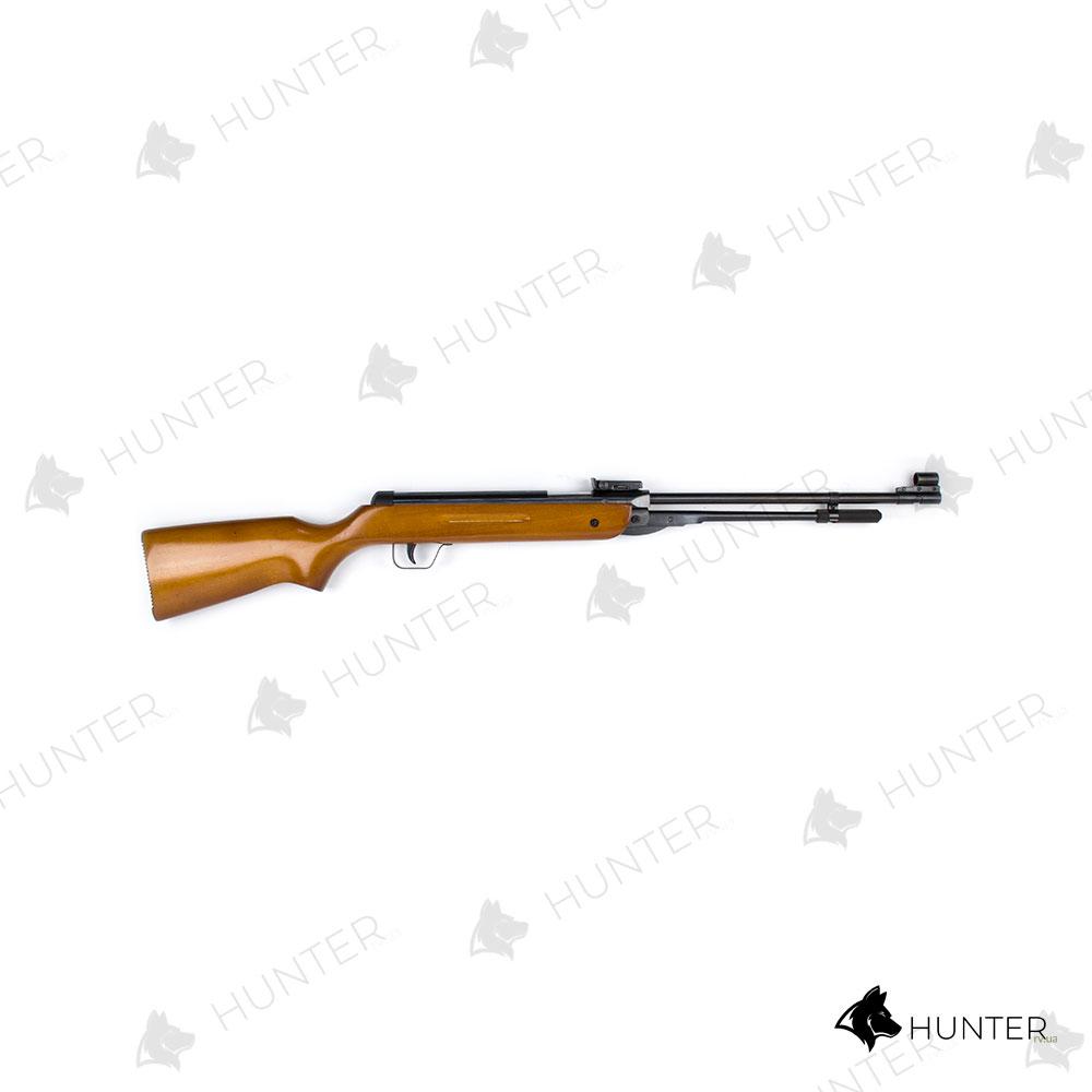 Гвинтівка пневматична AIR RIFLE B3-1 дерев`яне ложе