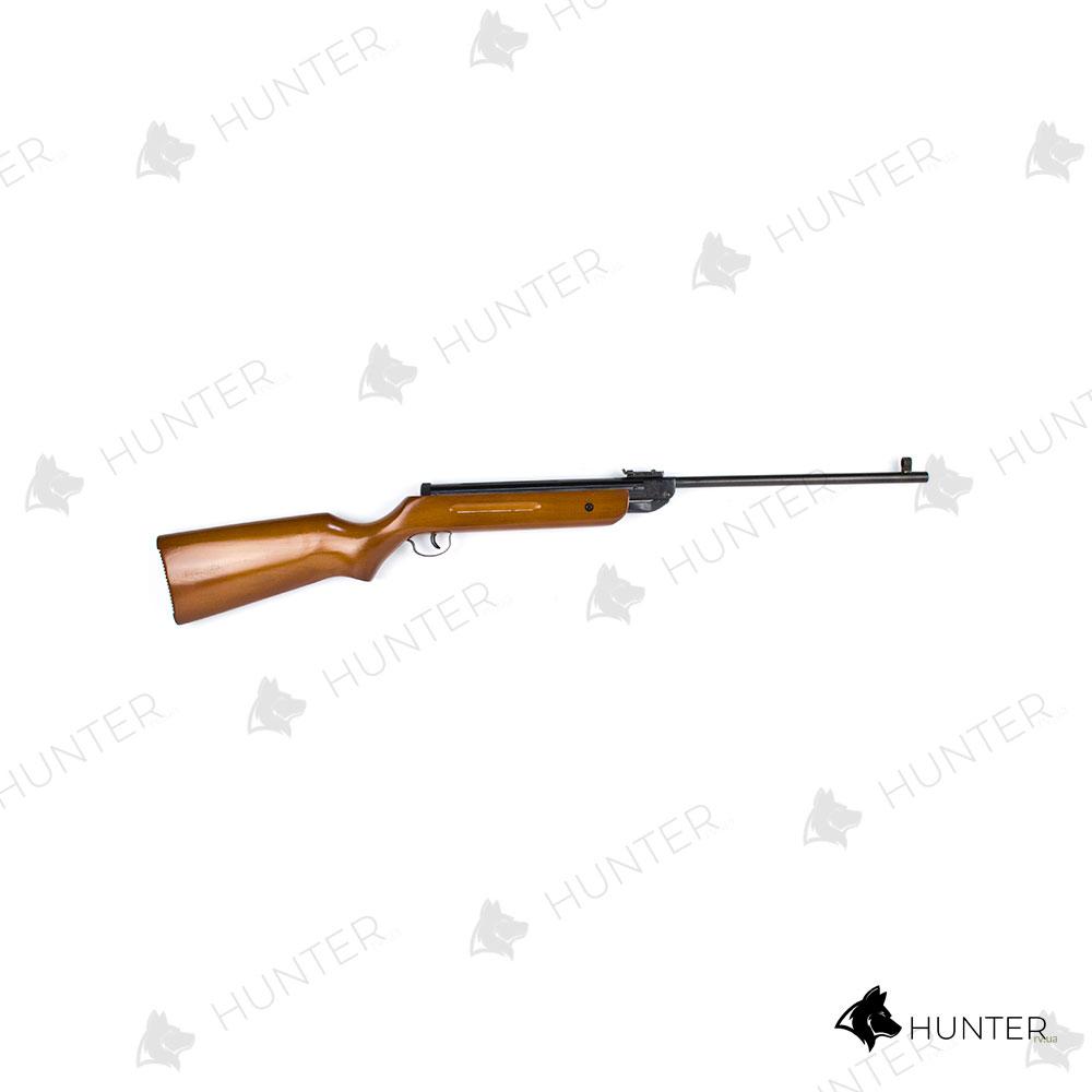 Гвинтівка пневматична AIR RIFLE B1-1 деревяне ложе