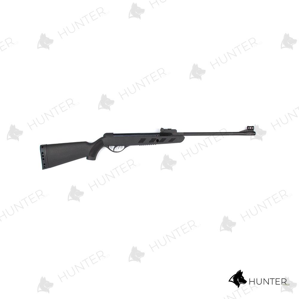 Гвинтівка пневматична AIR RIFLE AN500 4.5mm пластикове ложе