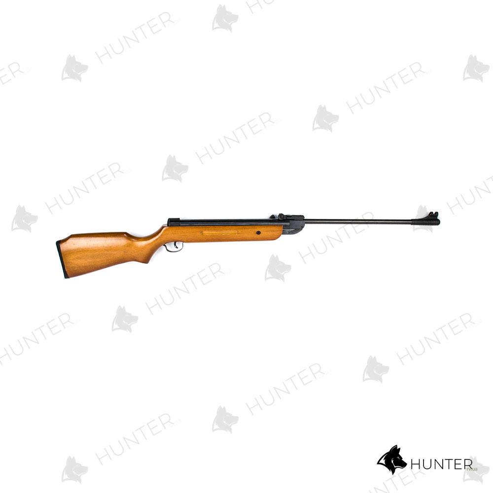 Гвинтівка пневматична AIR RIFLE B2-4 деревяне ложе