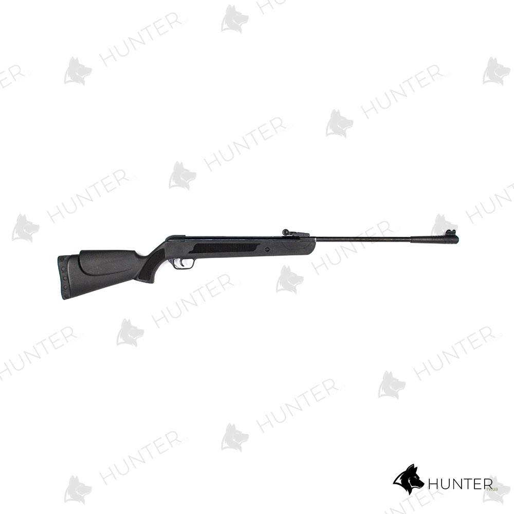 Гвинтівка пневматична AIR RIFLE LB600 пластикове ложе к.4