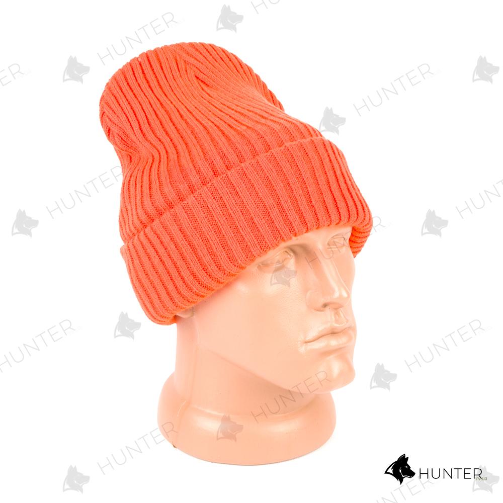 Шапка зимова помаранчева CZREFLECT P Помаранчевий